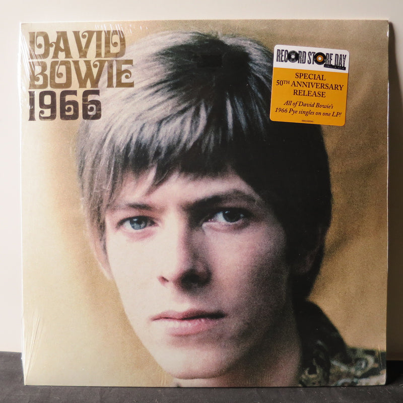 DAVID BOWIE 'I Dig Everything: The Pye Years 1966' RSD Vinyl LP