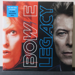 DAVID BOWIE 'Legacy: Very Best Of Bowie' 180g Vinyl 2LP