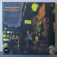 DAVID BOWIE 'Rise And Fall Of Ziggy Stardust...' Remastered 180g Vinyl LP
