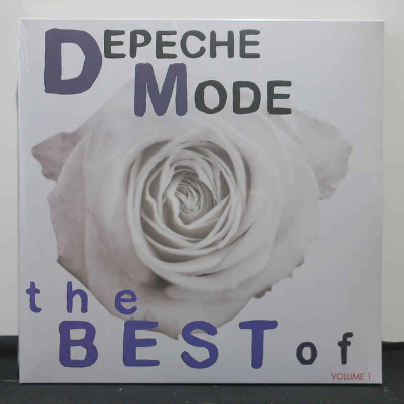 DEPECHE MODE 'Best Of: Volume 1' Vinyl 3LP