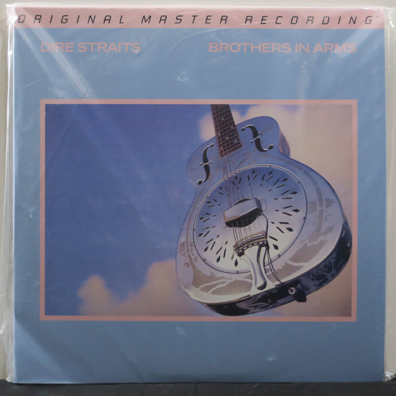 DIRE STRAITS 'Brothers In Arms' MFSL 45rpm 180g Vinyl 2LP