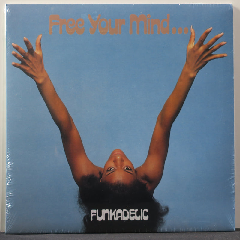 FUNKADELIC 'Free Your Mind…And Your Ass Will Follow' Vinyl LP