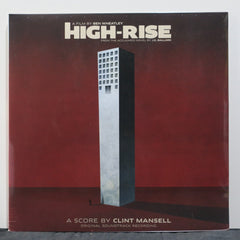 'HIGH-RISE' Soundtrack by Clint Mansell Vinyl LP