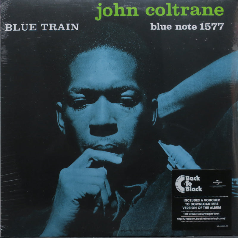 JOHN COLTRANE 'Blue Train' 180g Vinyl LP (1957 Hard Bop)