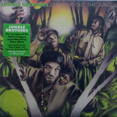 JUNGLE BROTHERS 'Straight Out The Jungle' 180g Vinyl LP