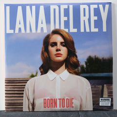 LANA DEL REY 'Born To Die' Vinyl 2LP