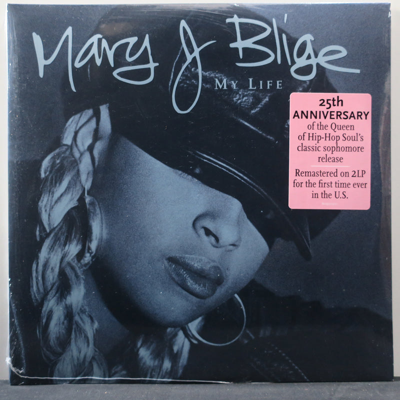MARY J BLIGE 'My Life' Remastered Vinyl 2LP