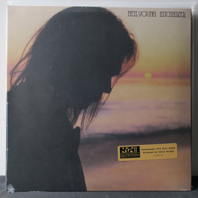 NEIL YOUNG 'Hitchhiker' Vinyl LP