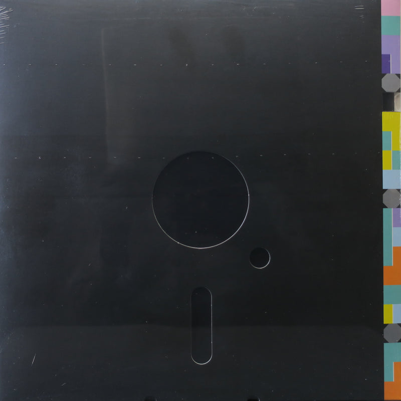 "NEW ORDER 'Blue Monday' Vinyl 12"" Die-cut sleeve"
