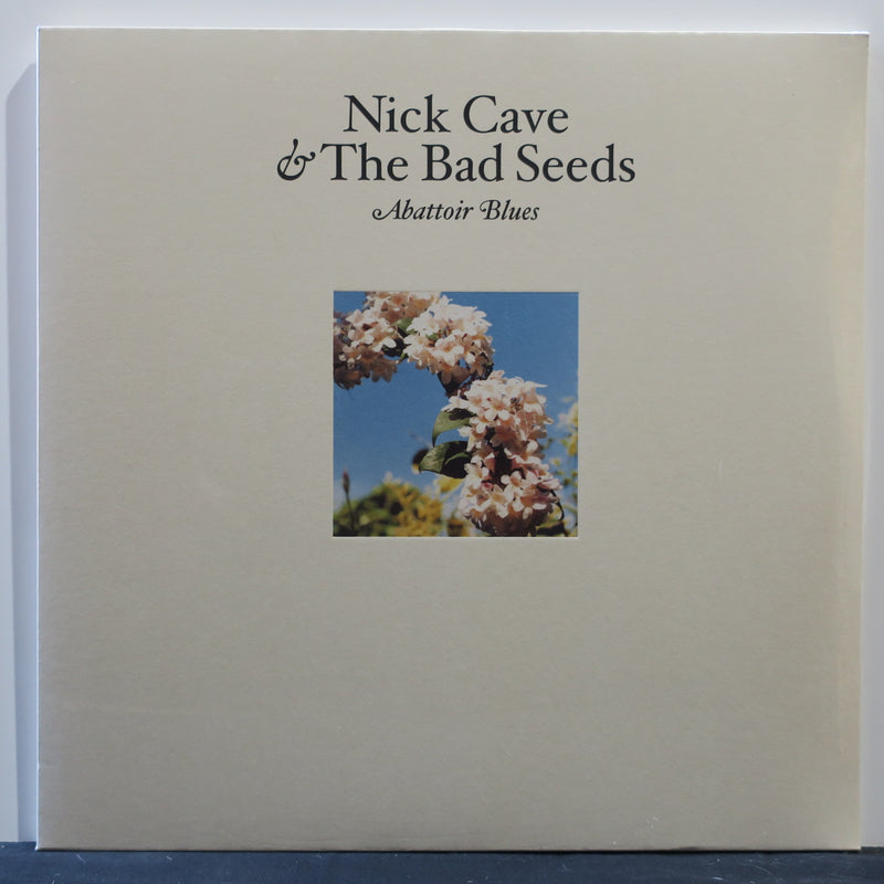 NICK CAVE & THE BAD SEEDS 'Abattoir Blues / The Lyre Of Orpheus' Vinyl 2LP