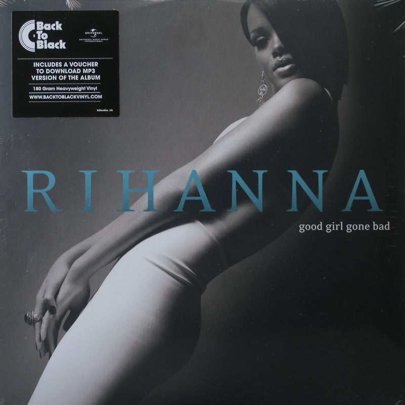 RIHANNA 'Good Girl Gone Bad' 180g Vinyl 2LP