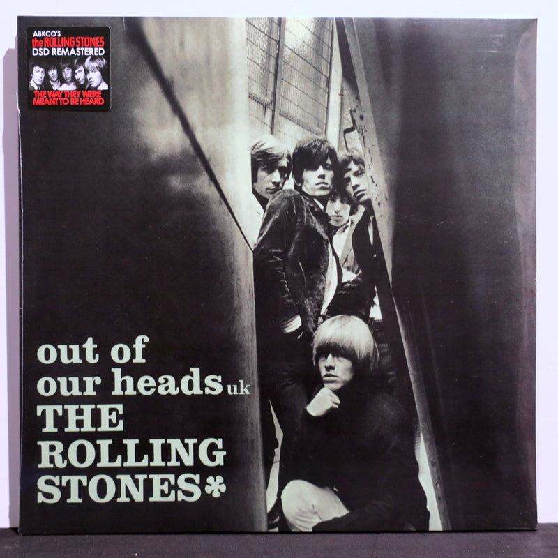 ROLLING STONES 'Out Of Our Heads' Remastered Vinyl LP