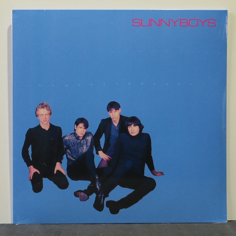SUNNYBOYS s/t BLUE Vinyl LP