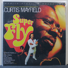 'SUPER FLY' Soundtrack by Curtis Mayfield Remastered 180g 45rpm Vinyl 2LP
