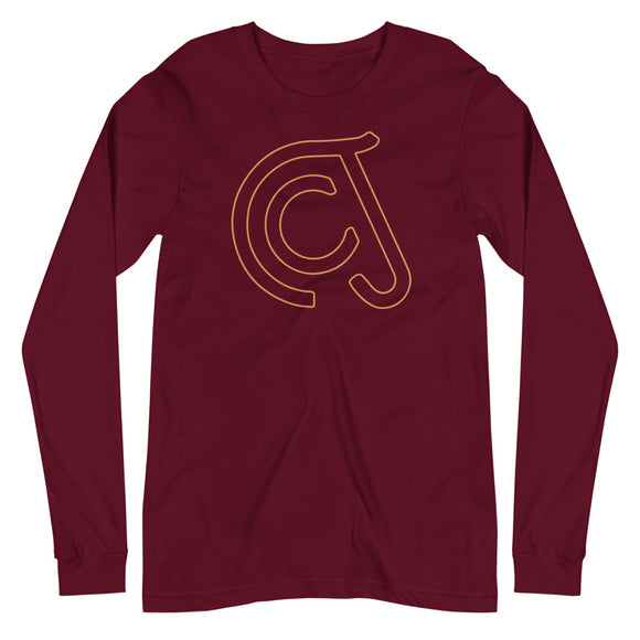 CJ Outline Long Sleeve Tee