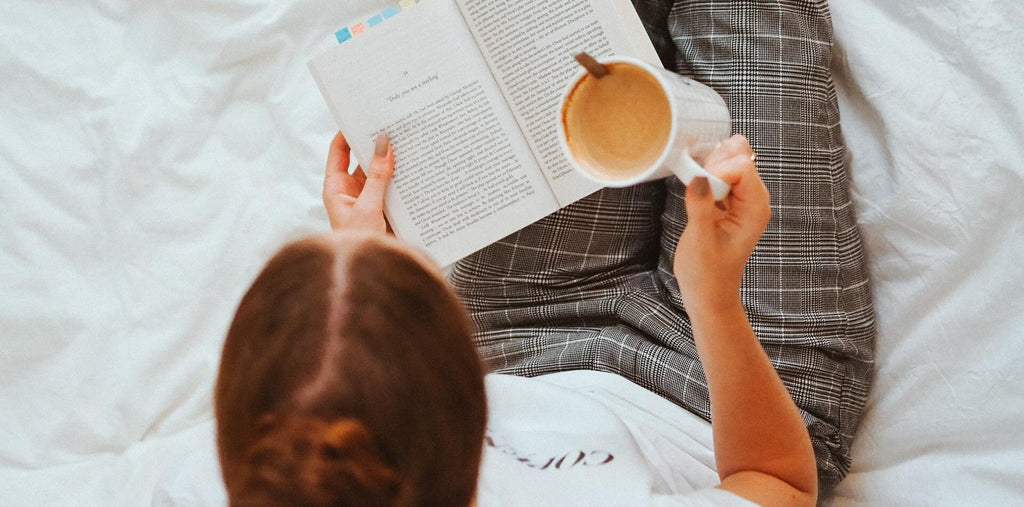Reading helps you become more productive in your career