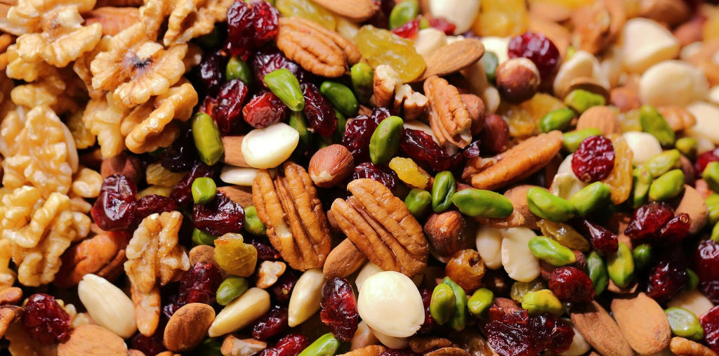 Nuts and seeds to fuel your brain in the morning
