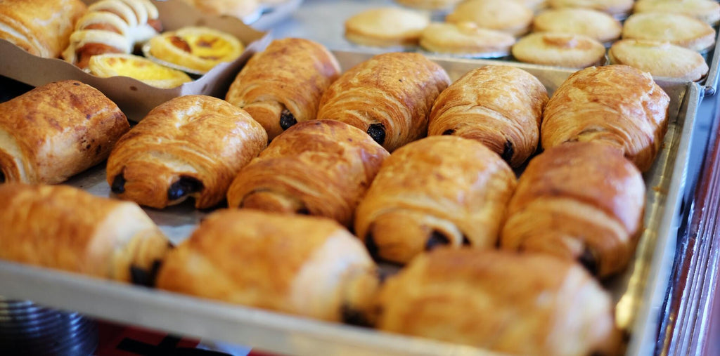pastry not healthy for breakfast