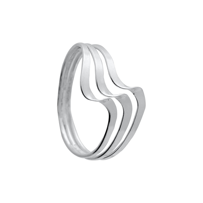 Sterling Silver Ring - RG.CEZ.1259