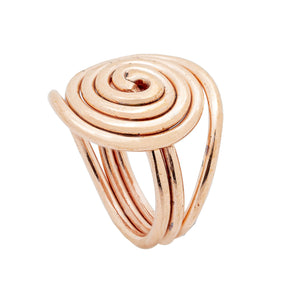 Copper Ring - RG.FEL.4001