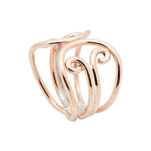 Copper Ring - RG.FEL.4002
