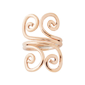 Copper Ring - RG.FEL.4003