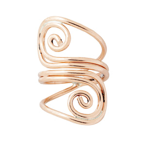 Copper Ring - RG.FEL.4005