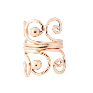 Copper Ring - RG.FEL.4010