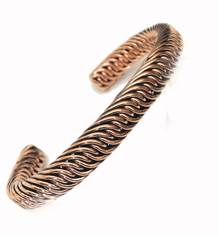 Men's Copper Bracelet - BR.VIC.4050