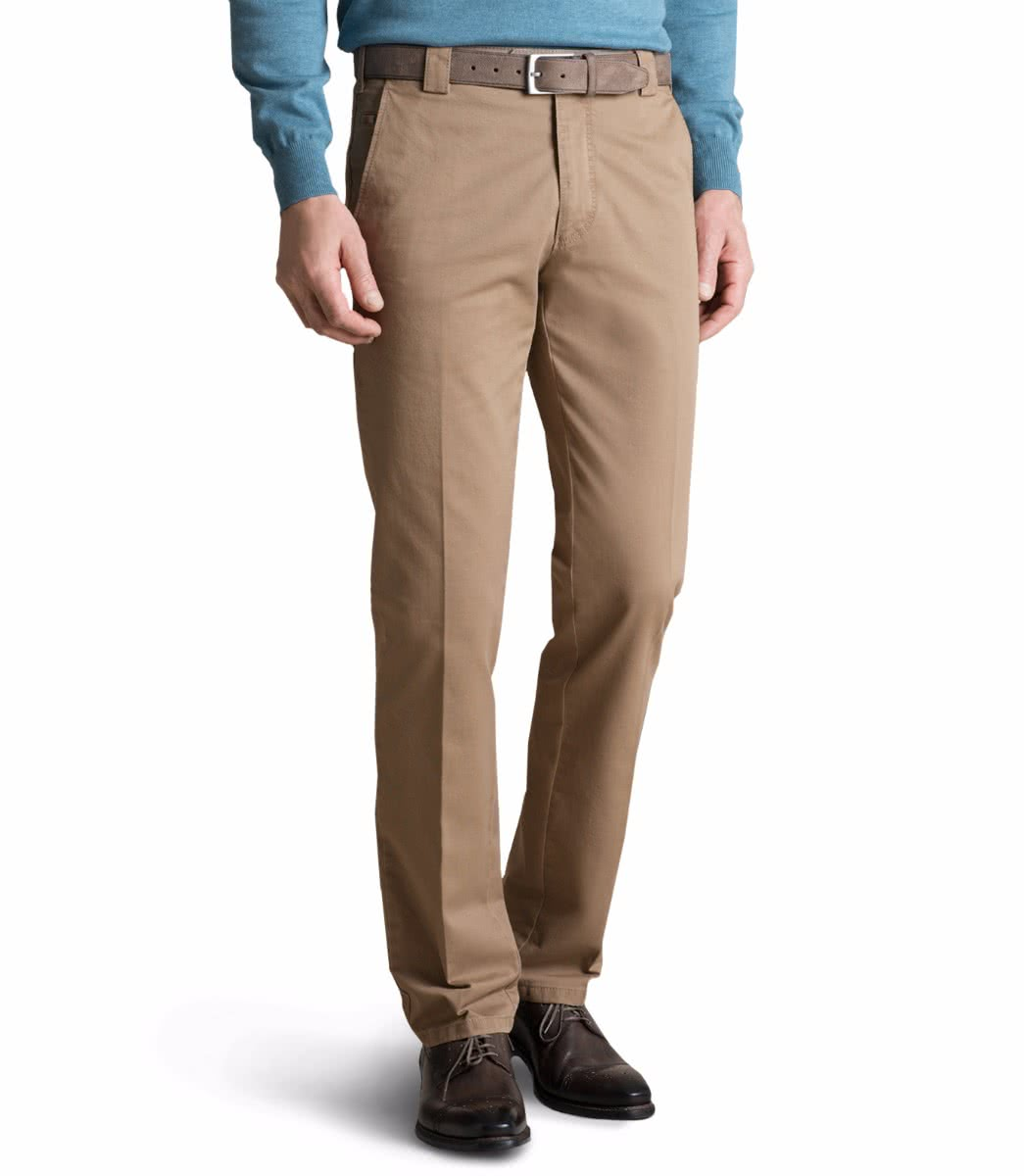 Beige Soft Cotton Chino 316-33