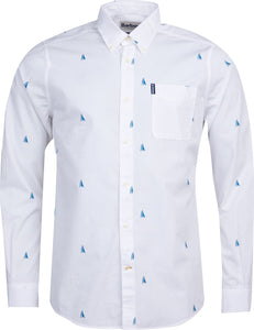 White Barbour Summer 1 Shirt