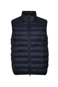 Navy Barbour Bretby Quilted Gilet