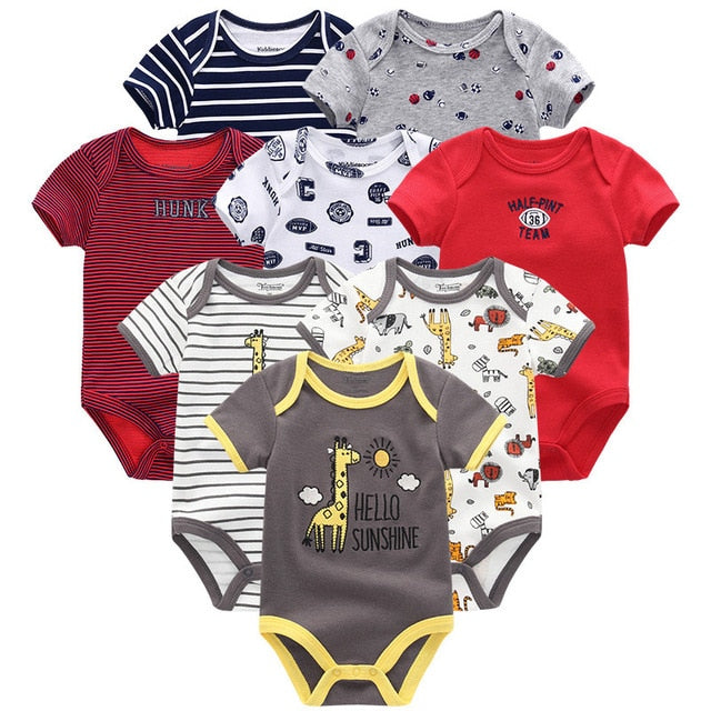 Selection of Baby Grows