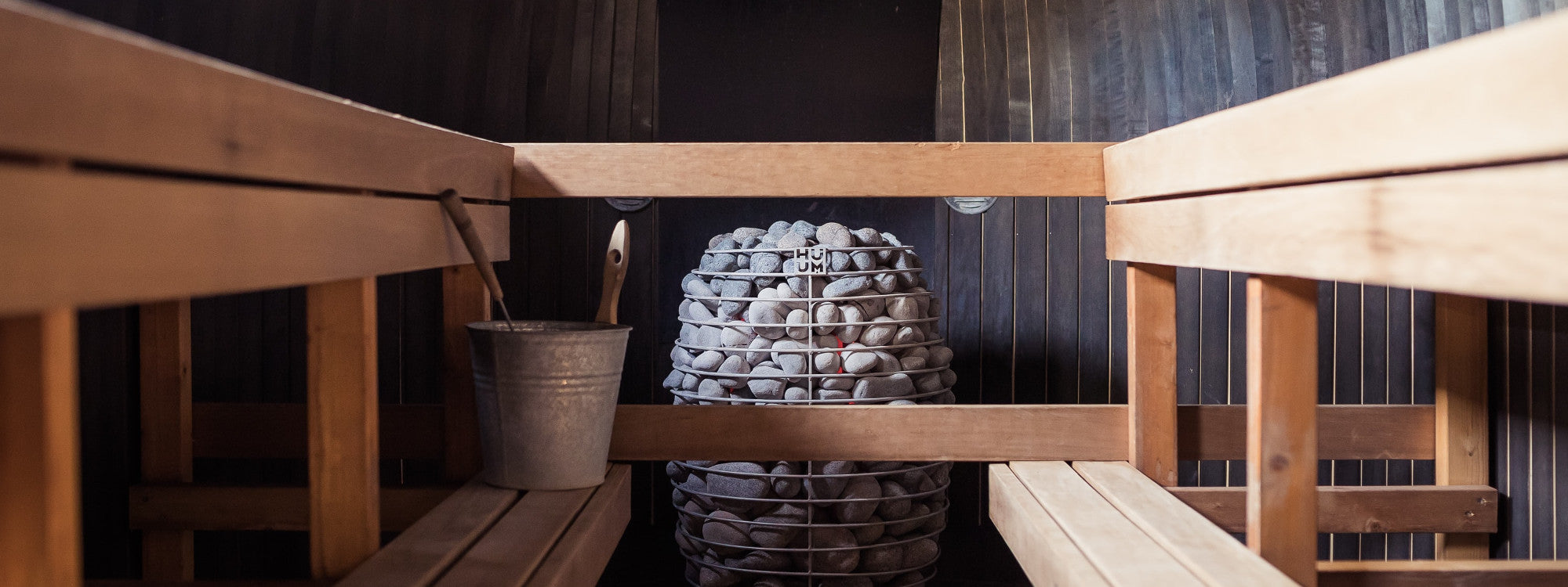 Sauna - a great part of a conscious living lifestyle