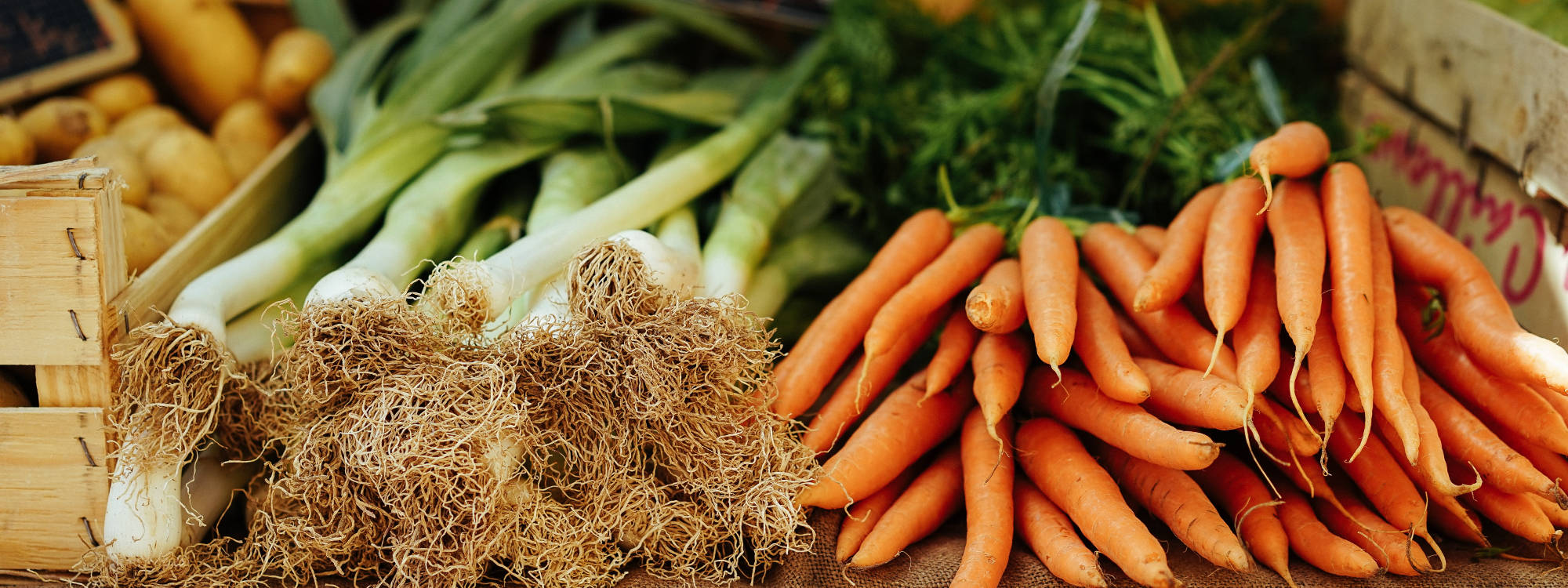 Sourcing healthy, organic, locally grown food is part of Conscious Living