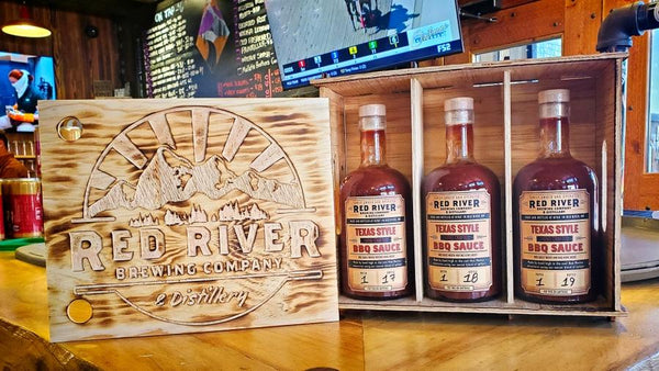 Red River Brewing Company & DistilleryRRBC BBQ Box