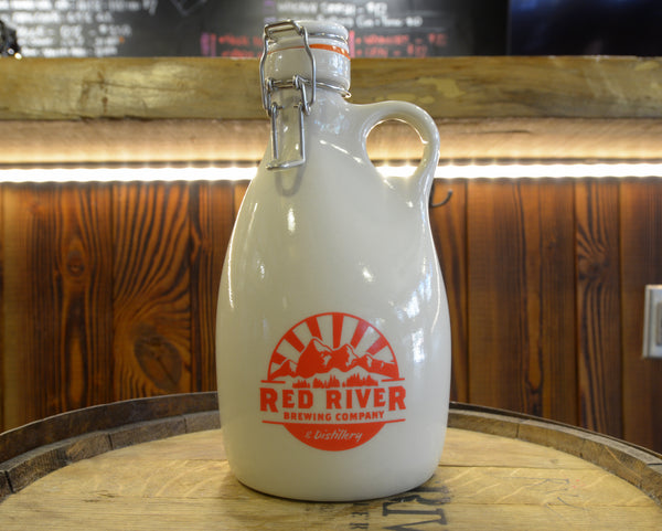 Stoneware Growler (multiple colors available)