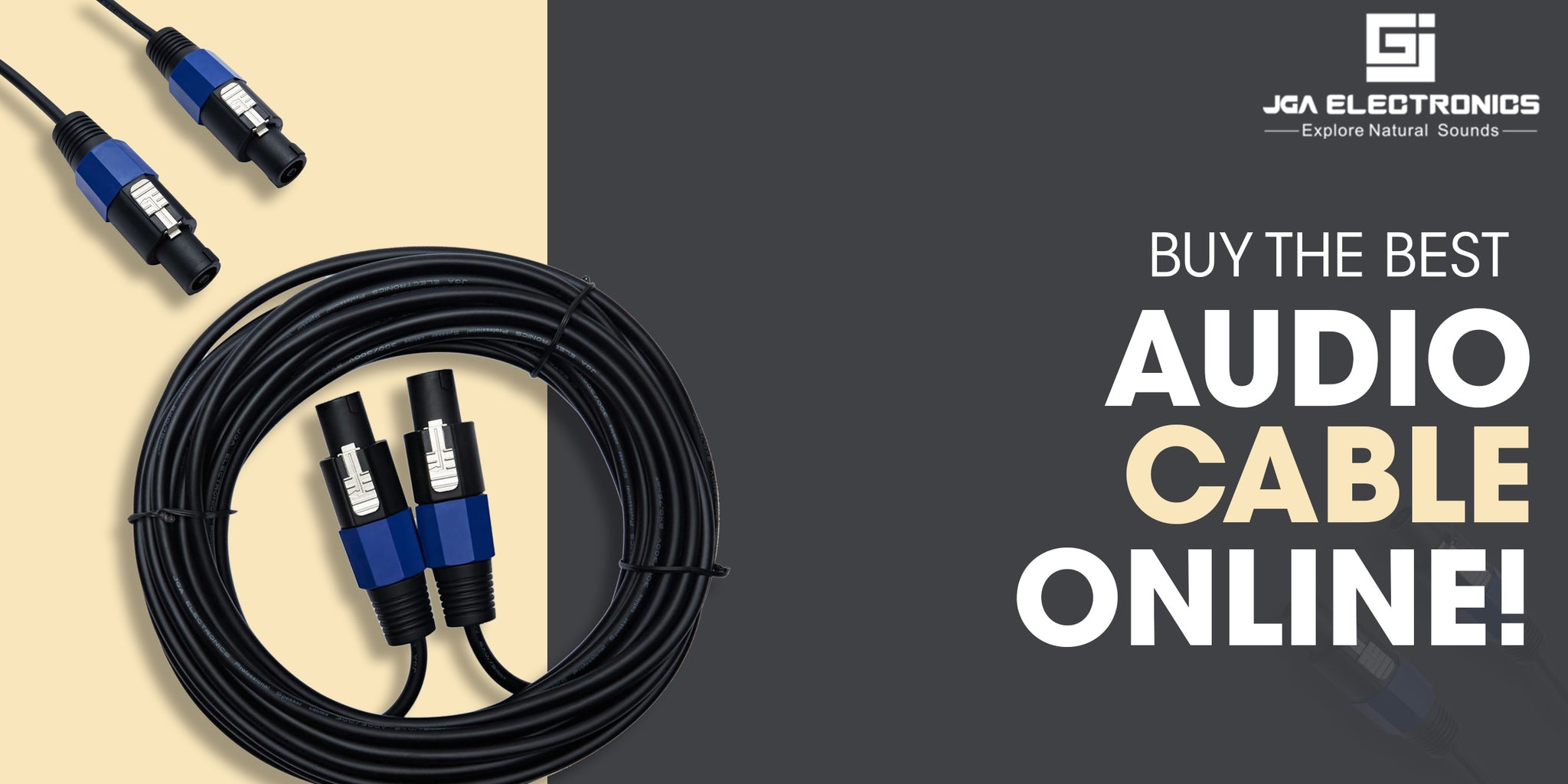 Buy audio cable online
