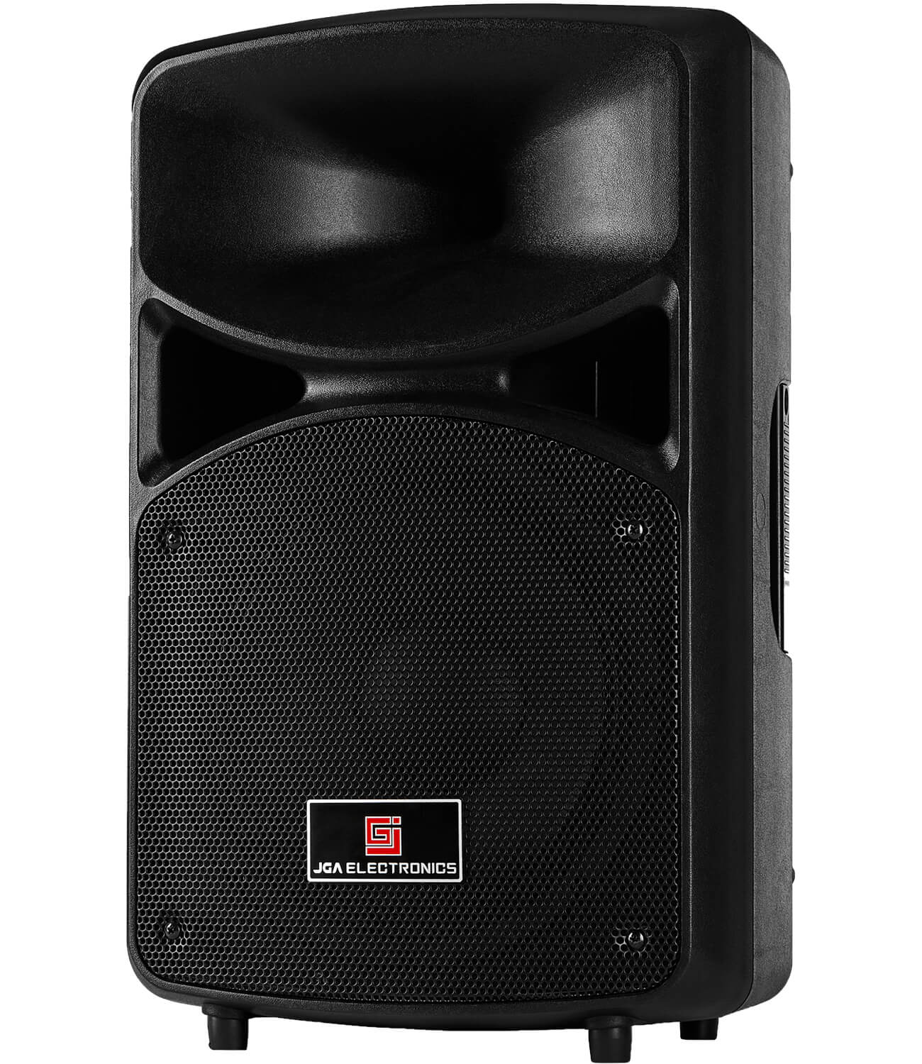 JGA-10PA 35 Active 10 Inch PA Speaker Compact & Portable Set with Remote Control, Bluetooth, FM Radio-JGA ELECTRONICS