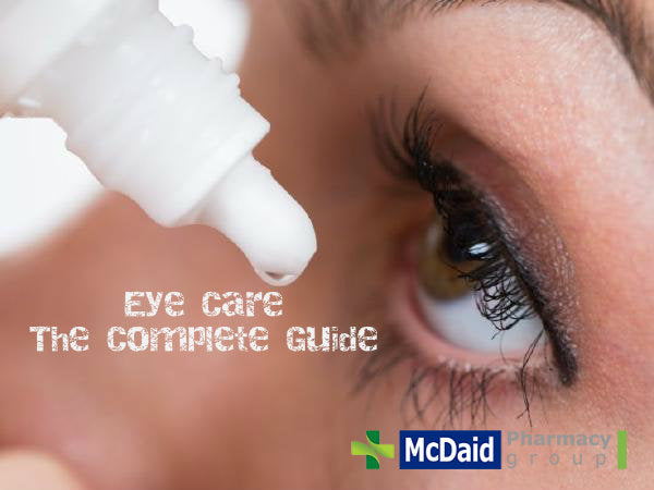 Eye Care - Infections and Allergies- Everything you need to know!