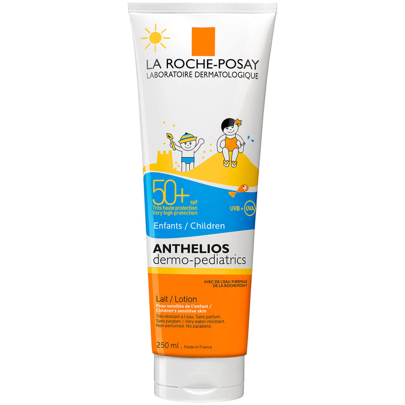 La Roche-Posay Antheos Dermo-Kids SPF 50+ Smooth Lotion | Buy online at McDaids Pharmacy
