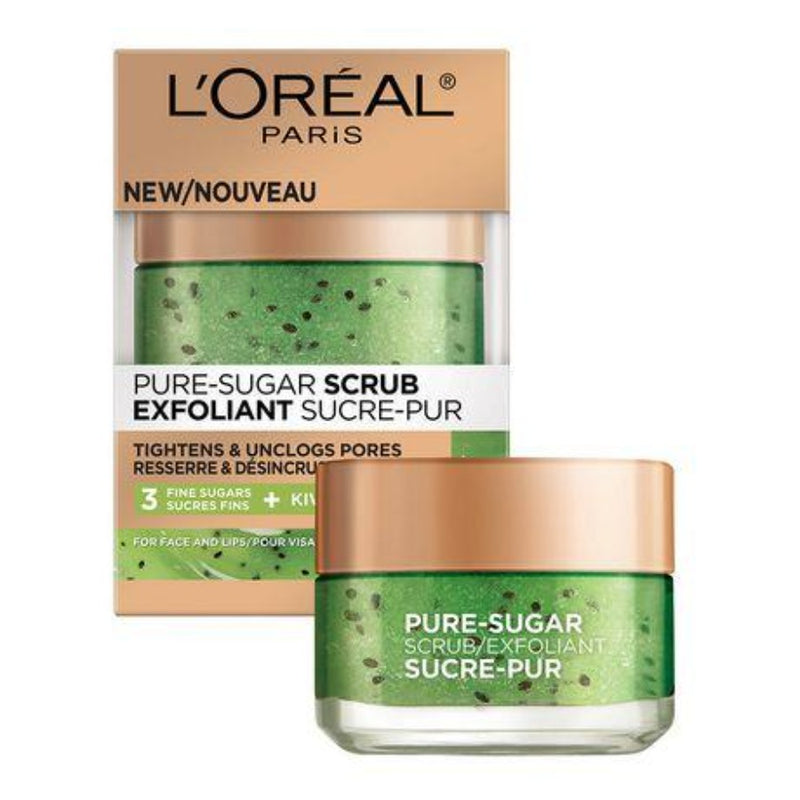 Loreal Smooth Sugar Scrub Purify&Unclog