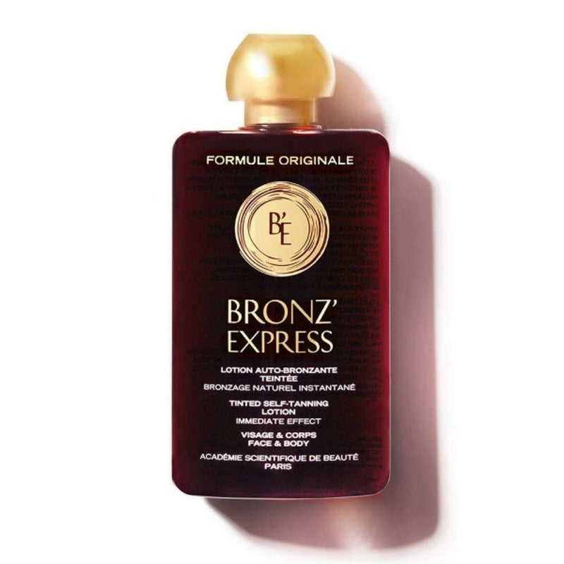 Bronz'Express Tinted Self-Tanning Lotion