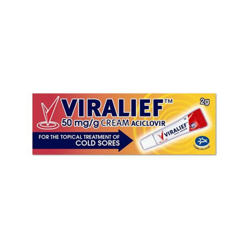 Viralief Cold Sore Cream