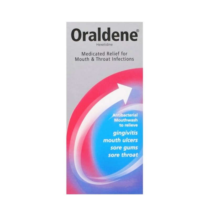 Oraldene Medicated Mouthwash