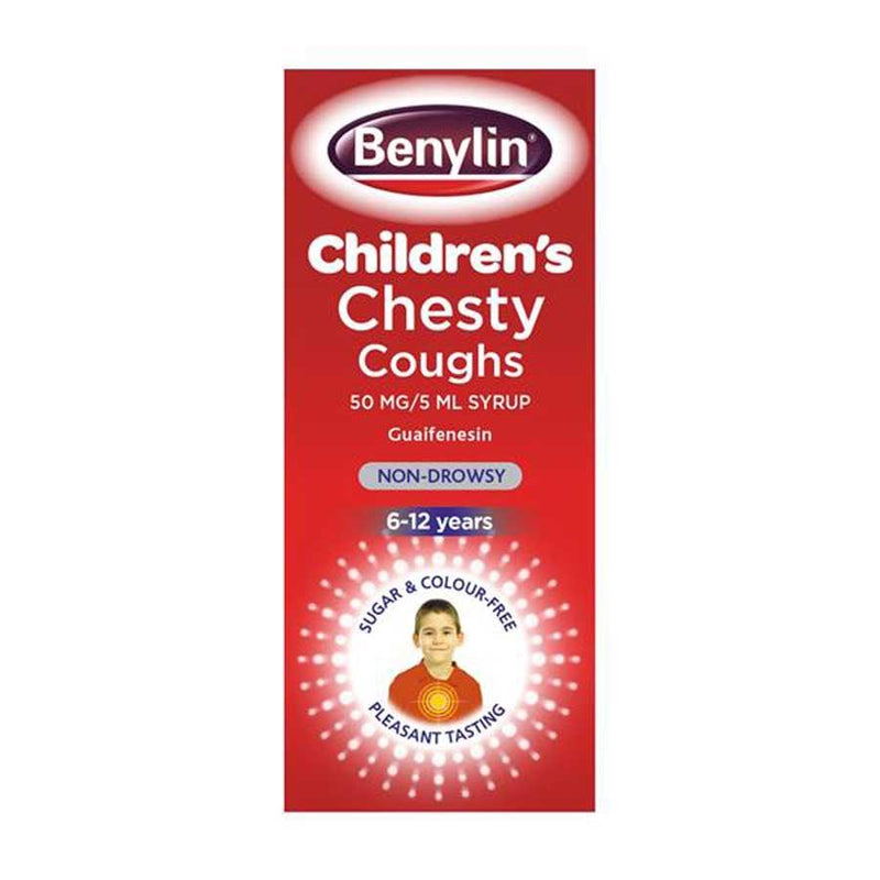 Benylin Children's Chesty Cough 125ml