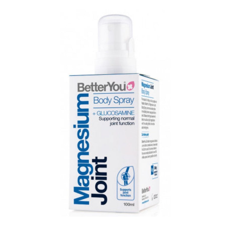 Better You Magnesium Joint + Glucosamine 100ml