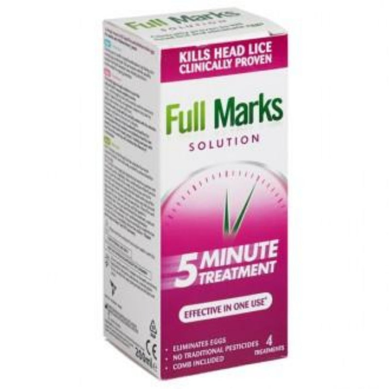 Full Marks Solution Spray 200ml