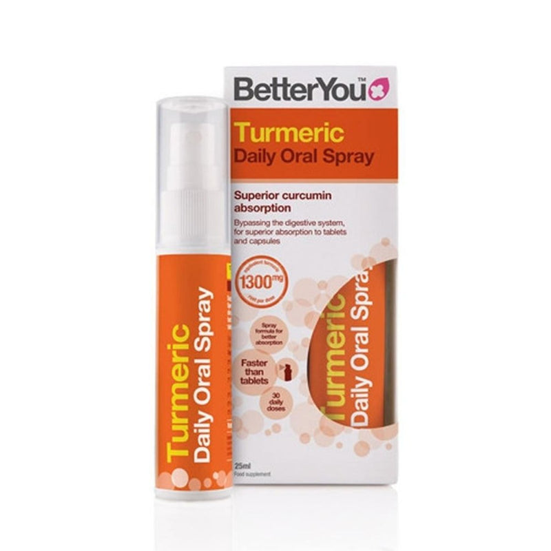 Better You Turmeric Daily Spray