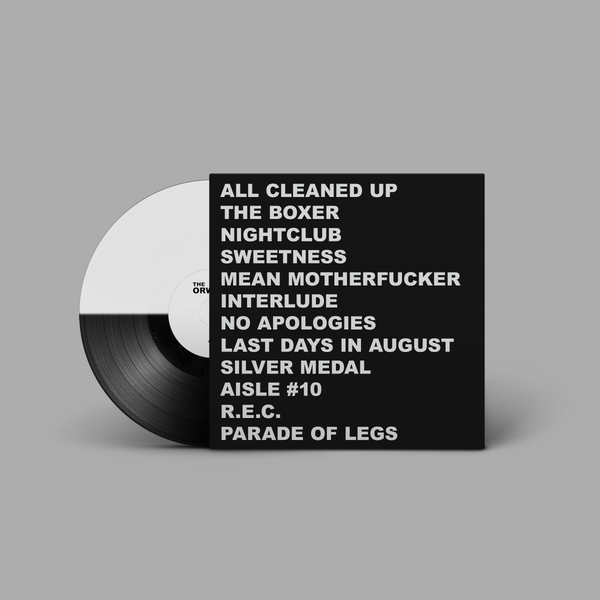 Self-Titled Vinyl (Black and White)